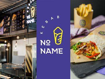 """Greito maisto restoranas """"NO NAME kebab"""""""